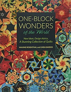 C&T Publishing 11241 One-Block WondersoftheWorld Bk