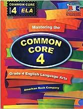Mastering the Common Core Grade 4 ELA (Mastering)