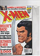 Wizard Special Edition Magazine X-Men (Not in Original Plastic & Does Not Have Poster Included)