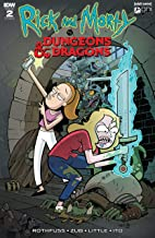 Rick and Morty vs. Dungeons & Dragons #2 (of 4)