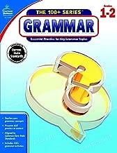 Carson-Dellosa The 100+ Series Grammar Workbook, Grades 1-2
