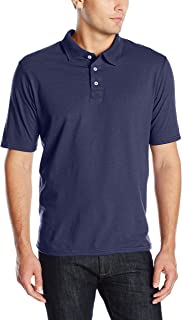 dark blue polo
