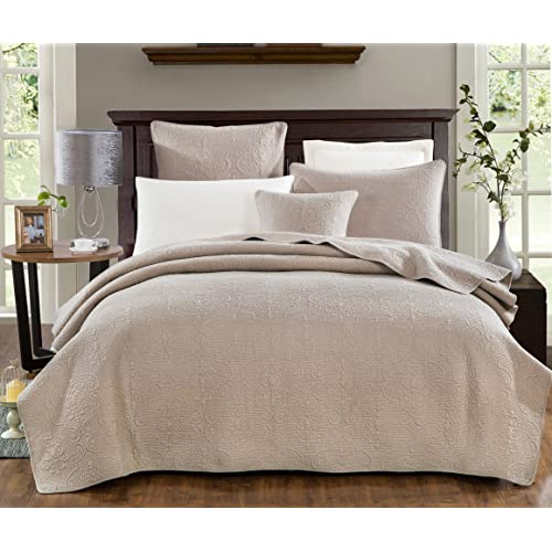 Neutral Bedding Sets King.Neutral Comforter Quilt Amazon Com