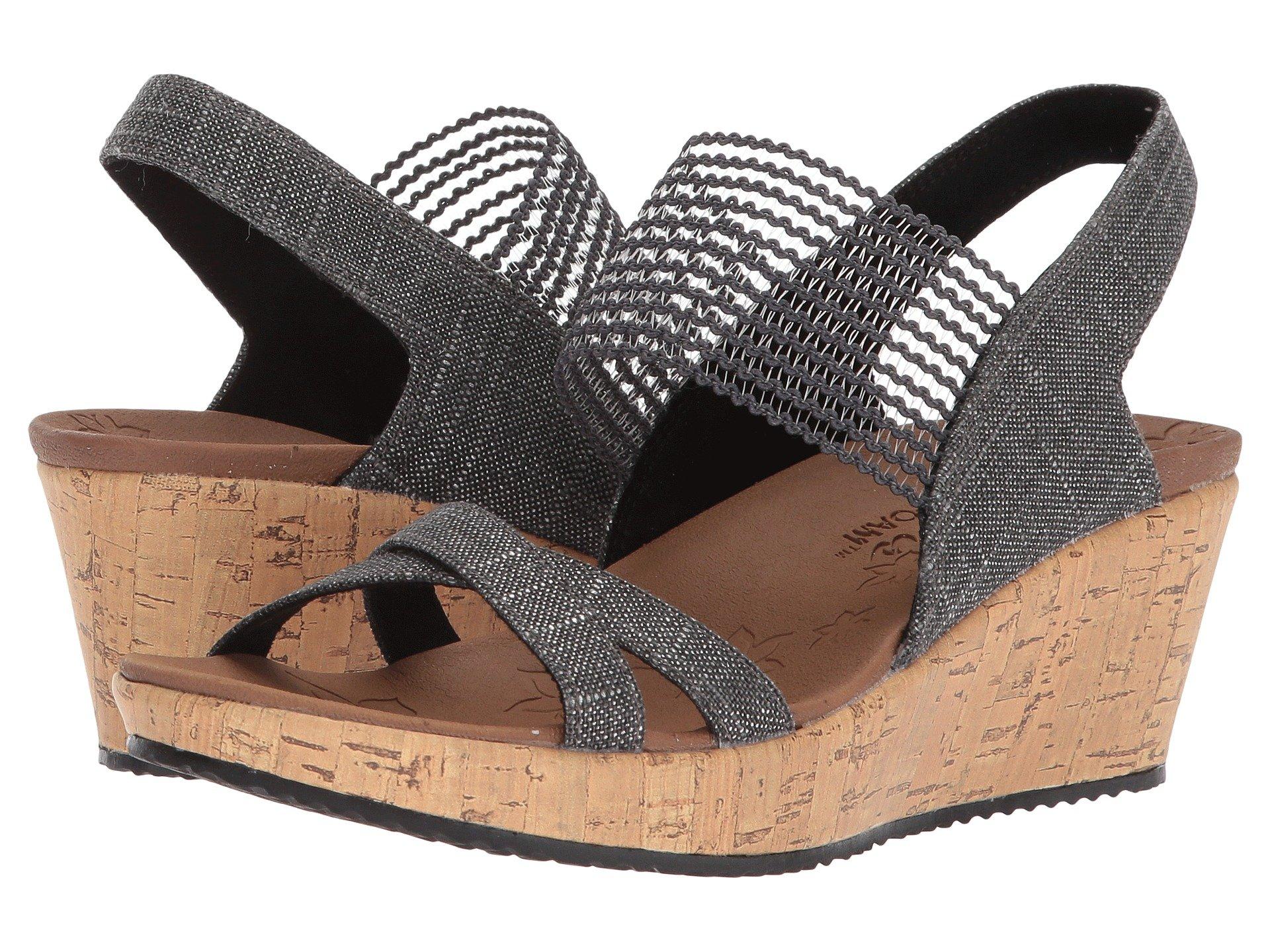7c2157785641 Women s SKECHERS Sandals + FREE SHIPPING