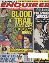 Casey & Caylee Anthony l Rihanna & Chris Brown - March 9, 2009 National Enquirer
