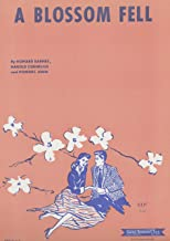 A Blossom Fell: performed by Nat King Cole and many other artists, Popular Standard, Single Songbook