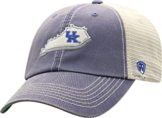 NCAA Men's Hat Adjustable Off Road Mesh State Icon