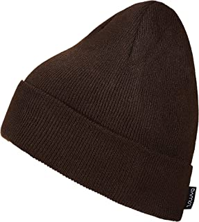 Winter Warm Knit Cuff Beanie - Skull Cap Ski Cap - Daily Beanie for Men & Women