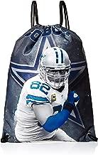Dallas Cowboys Witten J. #82 Player Printed Drawstring Backpack