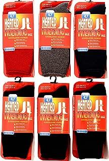 Mens Thermal Socks – Insulated Heated Socks – Boot Socks...