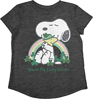 Jumping Beans Toddler Girls Snoopy Charm SS Tee