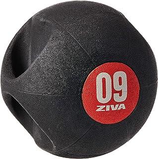 Ziva Medicine Ball Black Color - Large