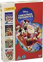 Disney Christmas Favourites Box Set [Reino Unido] [DVD]