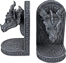 Gray Friar Dragon Bookends Statue (Set of 2) [Kitchen]