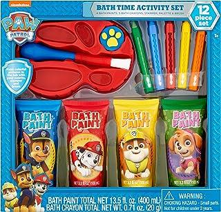 Centric Beauty Paw Patrol Bath Time Activity Set