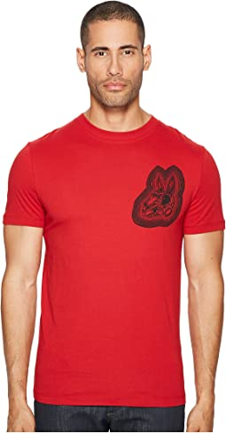 McQ - Bunny Skeleton T-Shirt