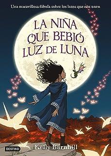 La niña que bebió luz de luna (Isla del Tiempo