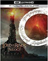 Lord of the Rings, The: Motion Picture Trilogy (Extended & Theatrical)(4K Ultra HD + Digital) [Blu-ray]