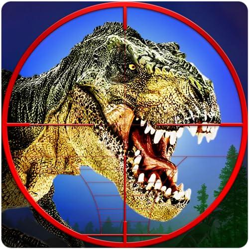 Dino Jäger 3D Jurassic Wald