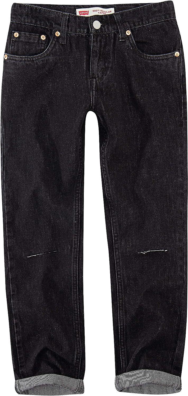 Levi's Boys' Regular Ranking TOP7 Taper Many popular brands Jeans Fit
