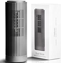 Portable Ozone Generator Air Purifier - Air Cleaner Ionizer Air Purifier for Home - Rechargeable Anti-Microbial Ionizer fo...