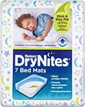 Huggies DryNites Bed Mats, 7 Pack