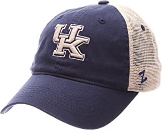 Zephyr Adult NCAA Touchdown Relaxed Meshback Adjustable Hat