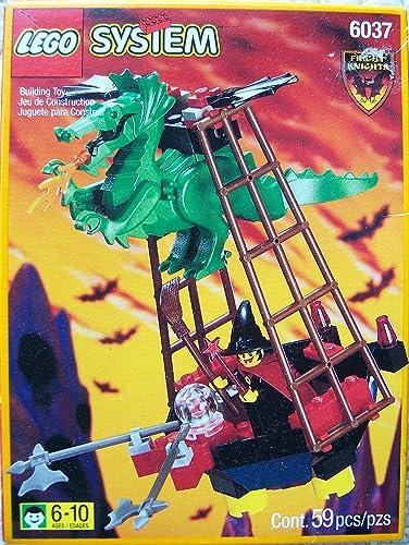 Entrega rápida y envío gratis en todos los pedidos. Lego Lego Lego System 6037 Witch's Windship Fright Knights by LEGO  en venta en línea