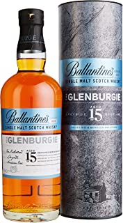 "Ballantine""s THE GLENBURGIE 15 Years Old Single Malt Scotch Whisky mit Geschenkverpackung 1 x 0.7 l"
