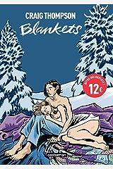 Blankets (op roman graphique) Paperback