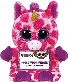 Ty Peek-A-Boo Phone Holder with Screen Cleaner Bottom, Uni
