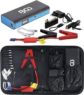 BGS 9190 | Multifunktions Starthilfegerät | 10800 mAh | für Benzinmotren bis 5l und Dieselmotoren 3l