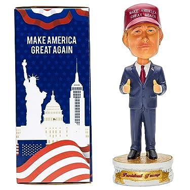 REMCO's President Donald J Trump Bobblehead, Make America Great Again!