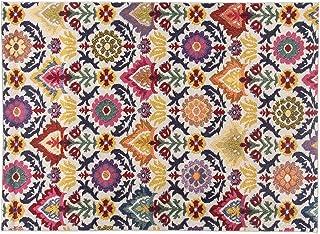 Alfombrista Diseño 15 Alfombra Moderna Acrílico Multicolor