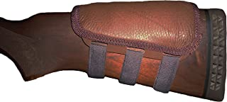 ITC Rifle Cheek Pad/Cheek Riser/CheekRest Marksmanship/Leather and Suede