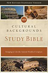 NRSV, Cultural Backgrounds Study Bible: Bringing to Life the Ancient World of Scripture Kindle Edition