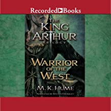 Warrior of the West: The King Arthur Trilogy, Book 2