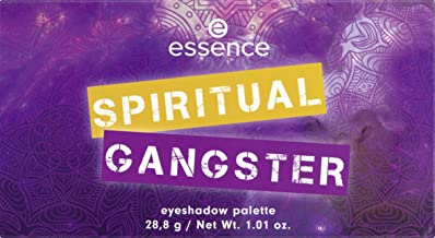 essence | Spiritual Gangster Eyeshadow Palette | 16 Pigmented Shades | Matte and Shimmer Finishes