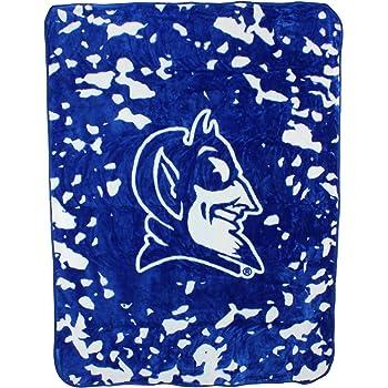Royal Logo Brands NCAA Boise State Broncos Unisex Adult Frosty Fleece Blanket One Size