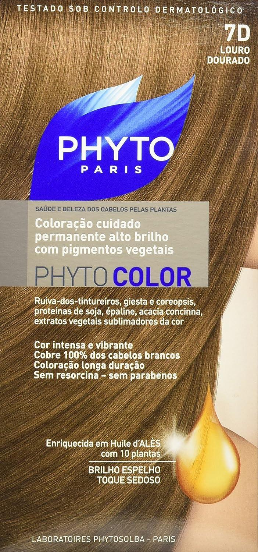Phyto Phyto Color 6,3 Rubio Oscuro Dorado 700 g
