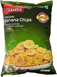 Chheda's Banana Chips, Yellow, 170 gm