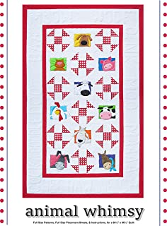 animal whimsy quilt
