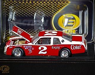 2002 - Action Elite/RCCA - NASCAR - Dale Earnhardt #2 - Coke - 1980 Pontiac Ventura - Coke Stock Car - 1 of 5004-1:24 Scale Die Cast - Collectible - Rare