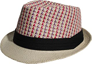 Enimay 复古中性款软毡帽经典永恒轻便