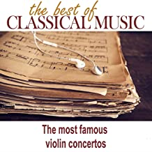 Best violin classical music famous Reviews