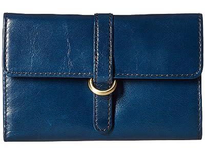 Hobo Vinn (Sapphire) Wallet Handbags