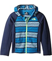 The North Face Kids - Glacier Full Zip Hoodie (Toddler)
