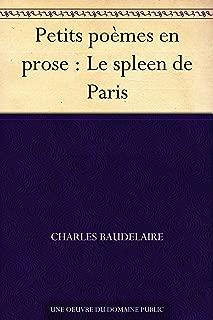 Petits poèmes en prose : Le spleen de Paris (French Edition)