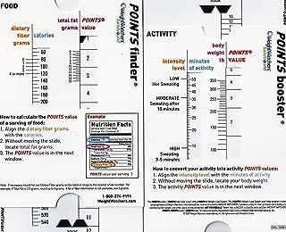 Weight Watchers POINTSfinder Slide Turnaround Calculator