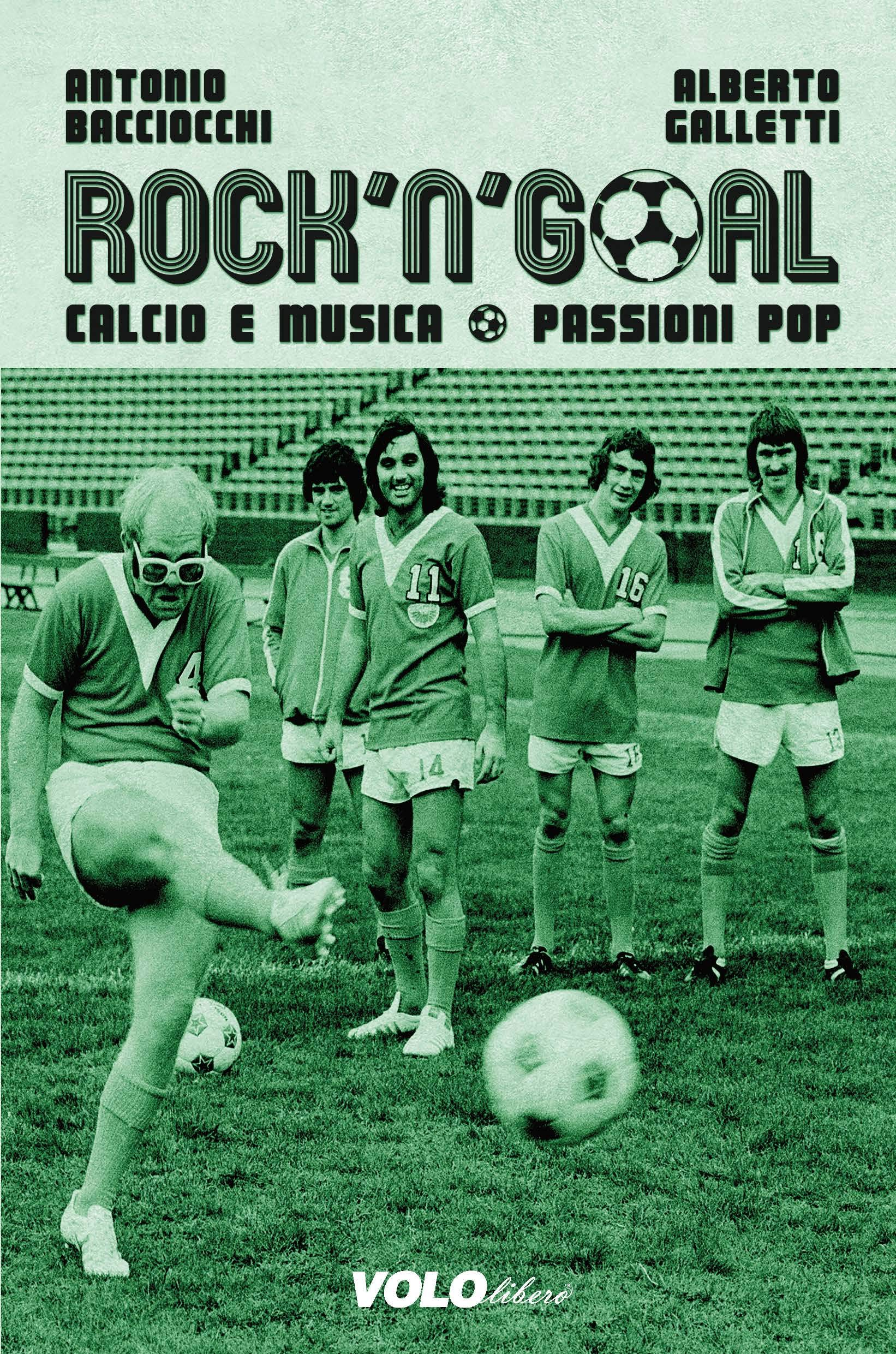 Download Rock'n'Goal: Calcio E Musica. Passioni Pop 